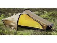 Hilleberg Akto tent sand colour in excellent condition