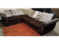 Dfs corner sofa. Can deliver