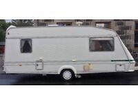 Eldiss Cyclone EX300 4/5 Berth Caravan