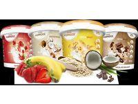 Protein Porridge from Feel Free Nutrition