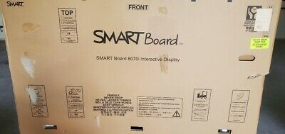 Nib Smart Board 8070i 70 Led Touch Display Interactive Whiteboard
