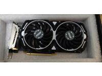 Selling MSI RX 570 8GB OC NEW (STILL AVAILIABLE)