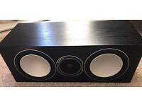 Monitor Audio Silver Centre - Black Oak