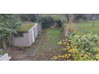 Garden Shed (Solid Pre Cast Concrete Panels)