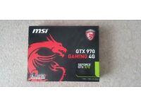 MSI GTX 970 4GB Graphics Card