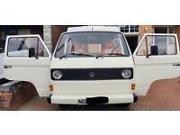 1980 T25 VW campervan
