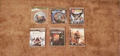 PS3 Game Lot (All Games Included)!