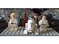 Lego Star Wars Sets - Millenium Falcon & Sith Fury Class infiltrator