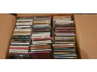 80 JOB LOT VARIOUS CD ALBUMS ( see my list )