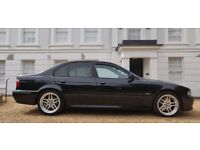 2003 BMW E39 530d M Sport Auto Individual 1 Owner