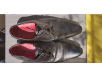 Business Class Size 10 Leather Shoes