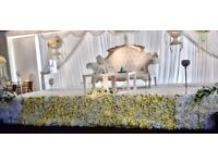 Weddings and Events decoration / rentals