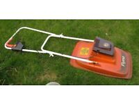 Flymo Sprintmaster Electric Hover Lawnmower Model XE25-3.