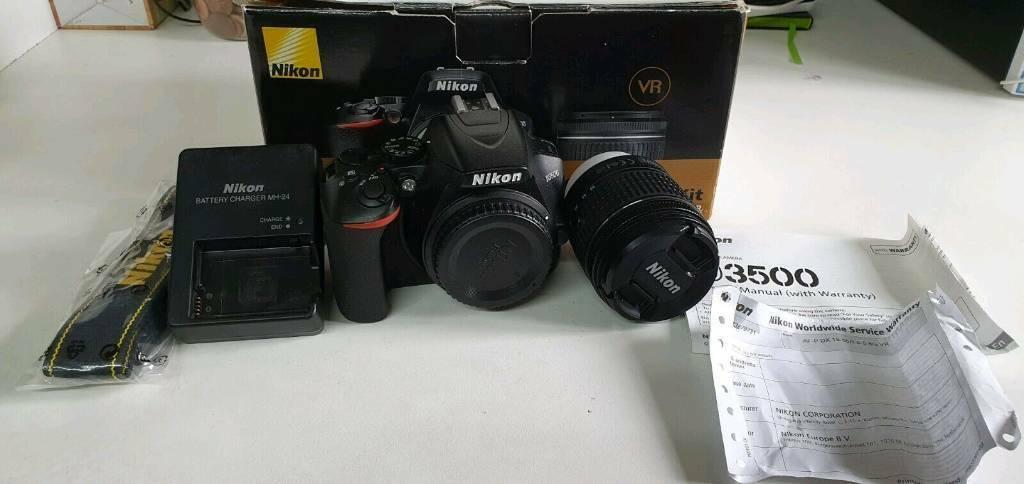 Nikon D3500 | in Blackburn, Lancashire | Gumtree