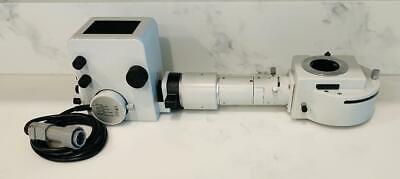 Leitz Microscope Ploemopak Fluorescence Illuminator Lamphouse