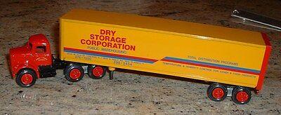 Dry Storage Public Warehousing 84 Steve Dunne Cartage Winross Truck