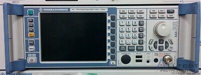 Rohde Schwarz Fsl6 B5-b22 Spectrum Analyzer 9 Khz To 6 Ghz 0830