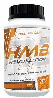 Komplex 300 Kapseln (Trec Nutrition HMB Revolution L-Arginin und HMB Komplex - 300 Kapseln)