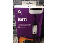Apogee Jam 96K Professional Guitar Input For iOS Lightning