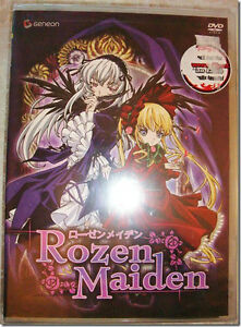 Rozen Maiden Volume 2 - Maiden War - Anime on DVD - new
