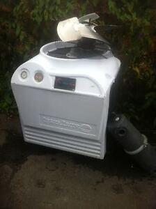 Récupération & recyclage de thermopompe de tout genre (voir phot