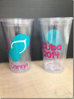 Tumblers and Bubba kegs