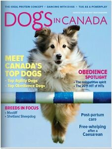 Dogs in Canada Magazines