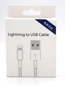 Brand New Apple Lightning to USB Cable 1.5m iPhone 5 6 7 Plus