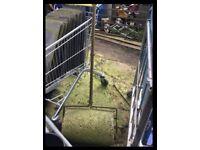 Concrete Garden Roller