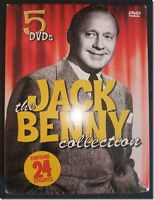 The Jack Benny DVD Collection - new and unopened