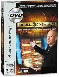 Deal or No Deal DVD Game - Great Condition! Kitchener / Waterloo Kitchener Area image 1