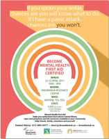 2 Day Mental Health First Aid Training Course