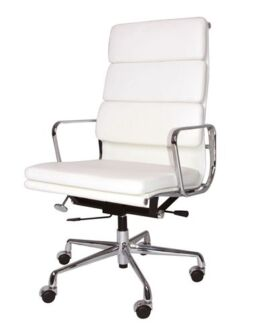 Matt Blatt Premium Replica Eames Chair (white) Rosebery Inner Sydney Preview