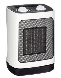 Ceramic Heater with Oscillation