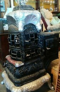 Beautiful Wood-burning stove for sale. $1200