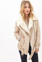 New Small FOREVER 21 Suede Jacket
