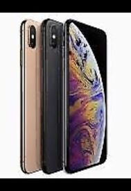 Brand new IPhone X MAX512 gb gold with receipt