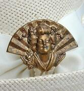 Art Deco Hat Pin