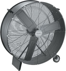 Brand new in unopened box - 30 inch high velocity drum fan