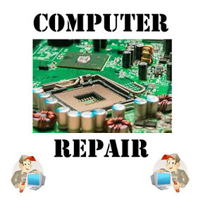 Computer Repair.. Over 26 years of Experience A+ Certified!