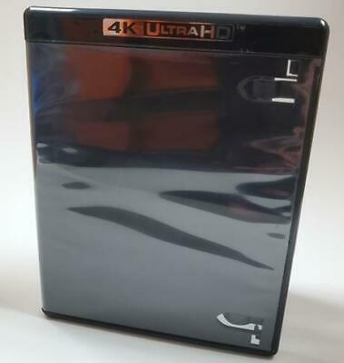 One 4-Disc 4K Ultra HD Blu-Ray Viva Elite Case - 14mm - Free Shipping