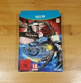 Bayonetta 1 and 2 Special Edition Wii U