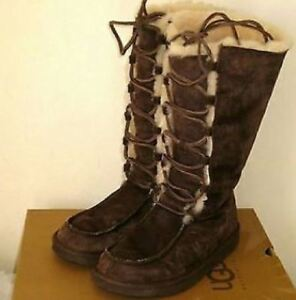 UGGS Tularosa Lace Up Boots #5190