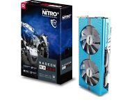 RX 580 Sapphire nitro+ 8GB special edition