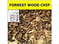 Forest Wood Chip