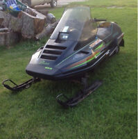 Looking For Arctic Cat Cougar/Prowler Parts