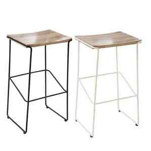 2 x BRAND NEW TIMBER BAR STOOLS Lane Cove North Lane Cove Area Preview