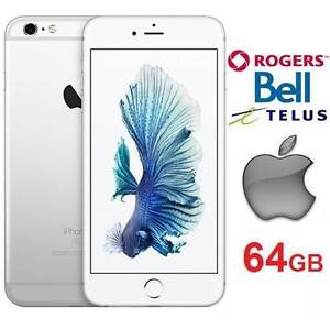 REFURB APPLE IPHONE 6S PLUS 64GB - 111464105 - SMARTPHONE SMART PHONE SILVER
