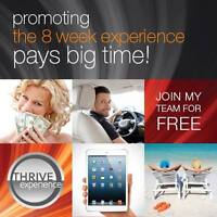 Want to work from home? Feel great?