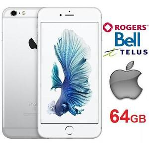 REFURB APPLE IPHONE 6S PLUS 64GB - 111464105 - SMARTPHONE SMART PHONE SILVER